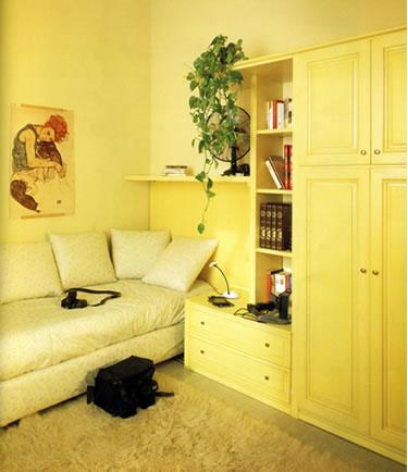 camerette in massello stile olandese : Stile Antico - Progettazione e realizzazione di mobili su misura in ...